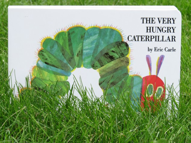 The Very Hungry Caterpillar book by Eric Carle