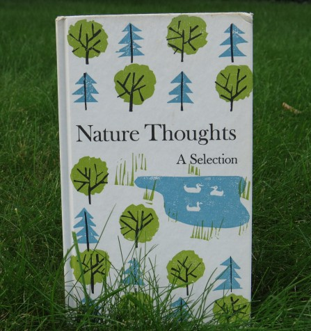 Nature Thoughts book