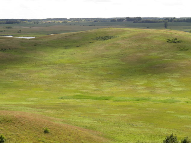 The Prairie at Glacial Lakes State Park