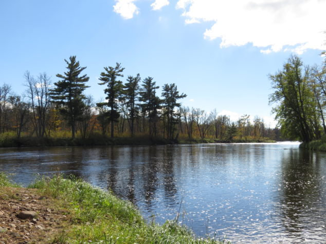 Where the Kettle River meets the St. Croix River