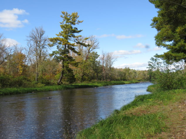 End of the Kettle River